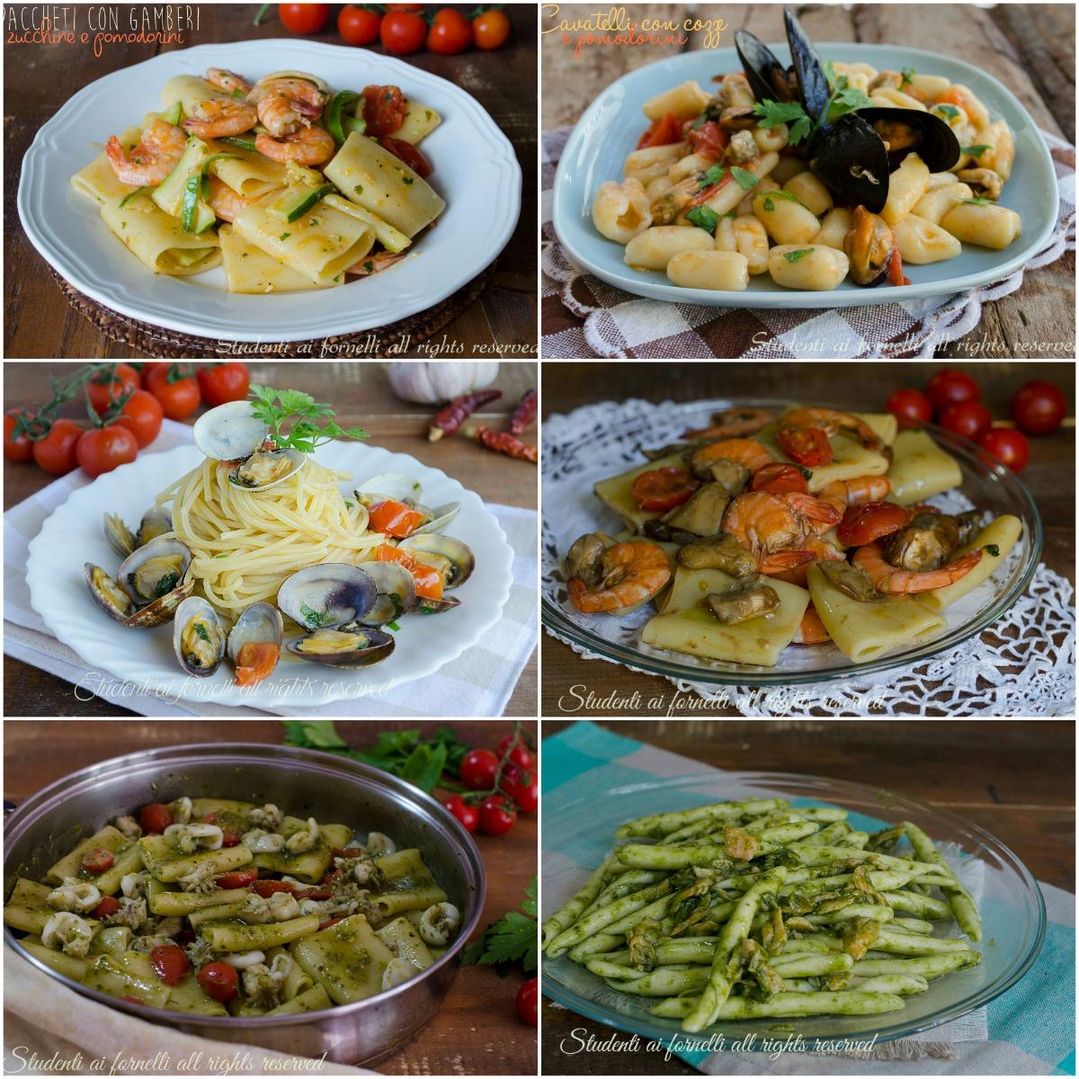 Ricette primi piatti per pranzo natale