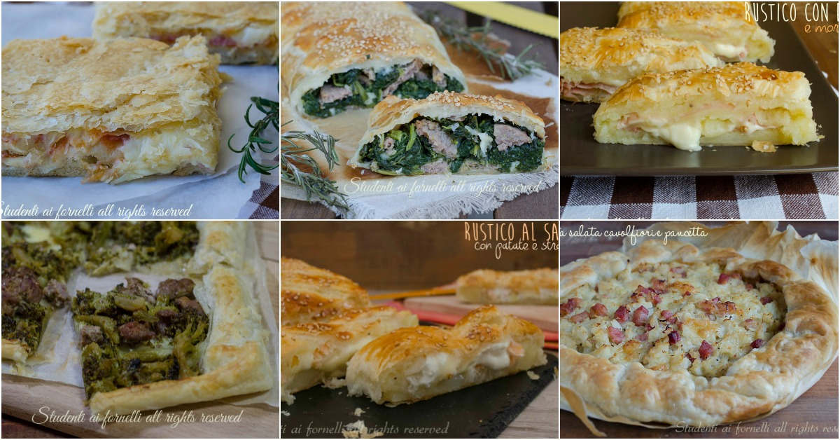 Torte salate per natale ricette sfiziose con pasta sfoglia for Torte salate con pasta sfoglia