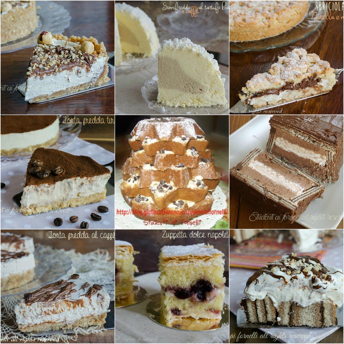 Dolci per capodanno facili e veloci ricette cenone 2015 for Ricette dolci facili e veloci