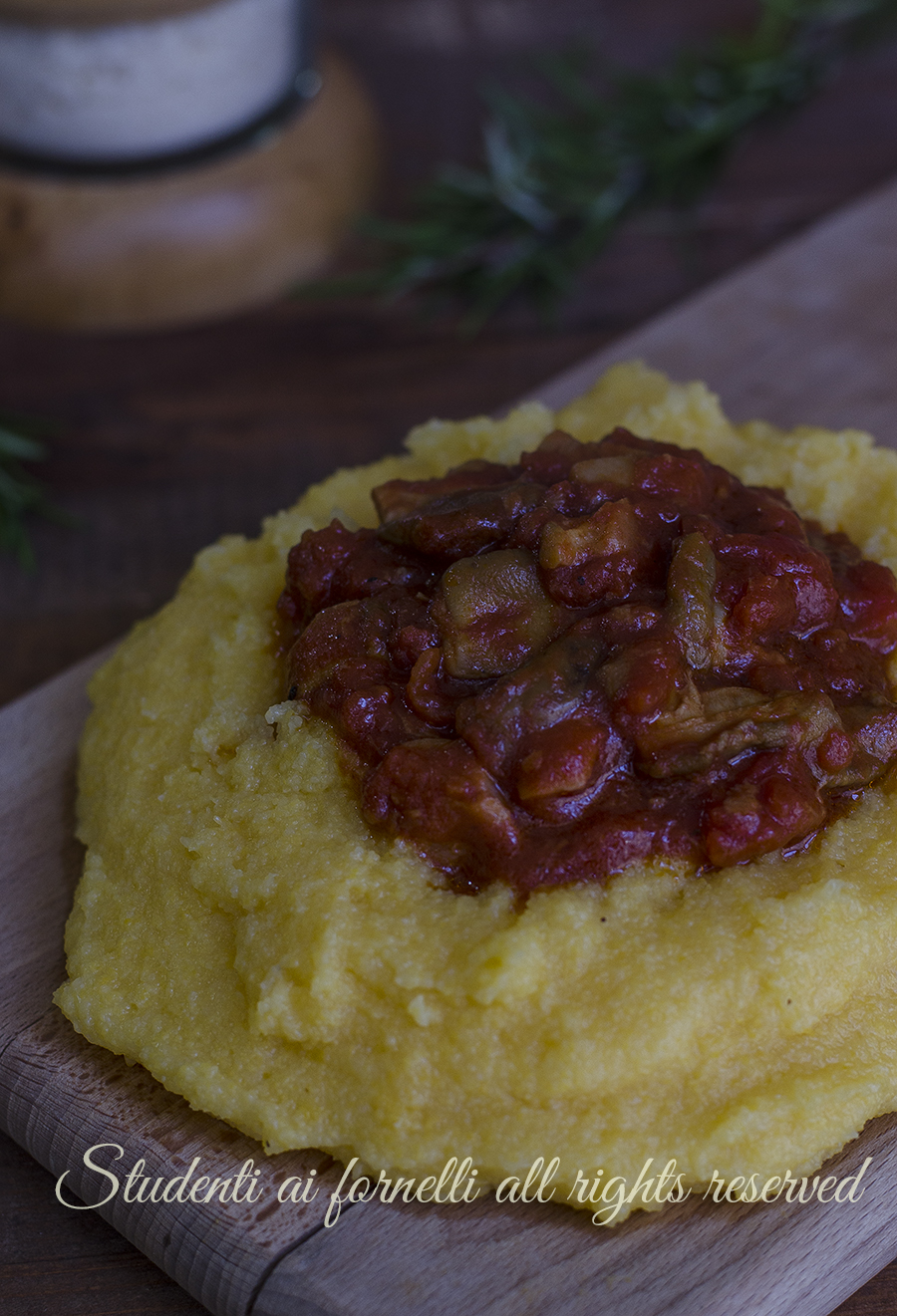 Porcini Polenta Recipes — Dishmaps