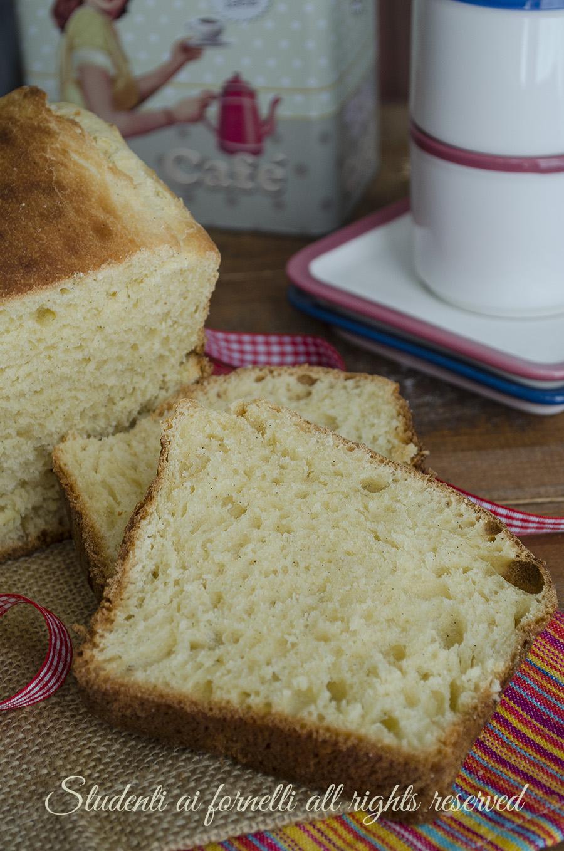 ricetta pan brioche alla vaniglia soffice con lievito madre ricetta pan bauletto nuvola