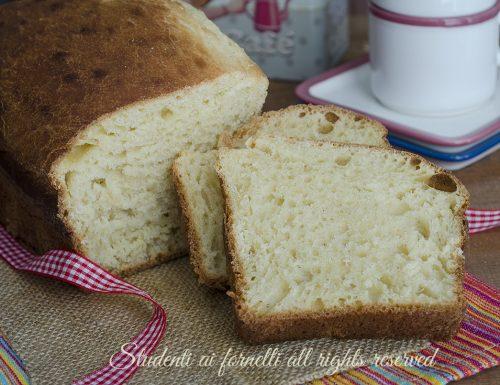 Pan brioche alla vaniglia soffice