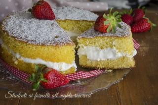 ricetta torta alla crema al latte facile sofficissima e golosa ricetta torta dolce