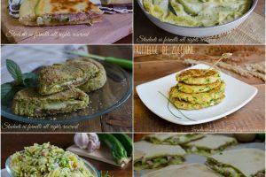 Come cucinare le zucchine, tante ricette facili e veloci