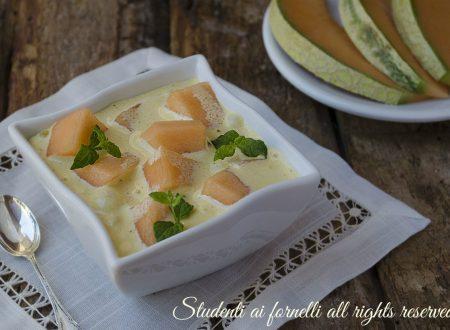 Melone allo zabaione