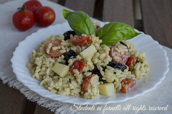 Top Ricette estive insalate di riso, farro e orzo fredde HA55