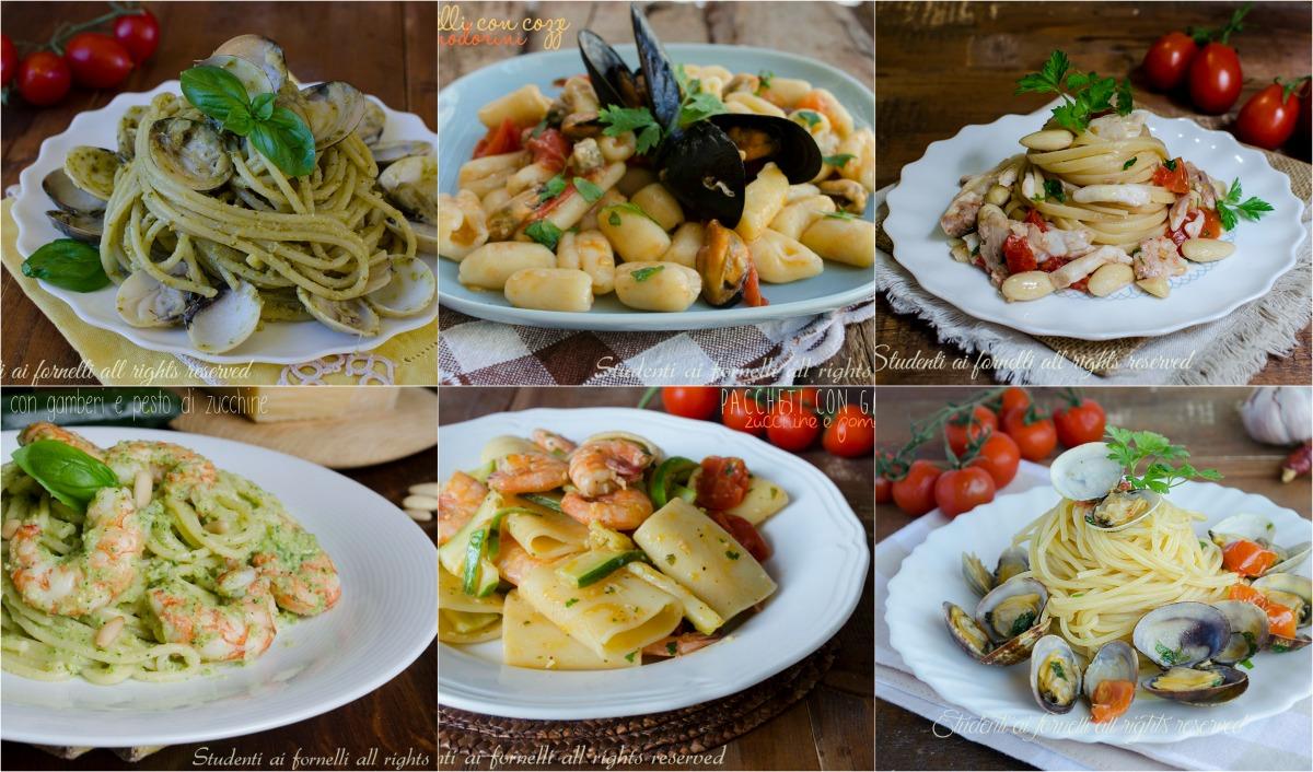 Primi vigilia di natale a base di pesce 2016 ricette for Ricette originali