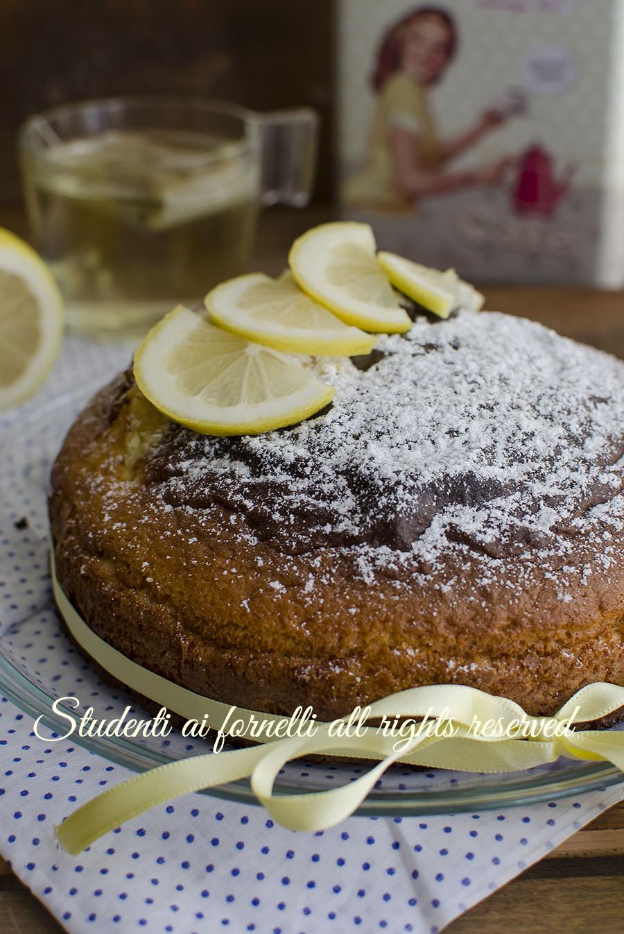 ricetta 2 torta limone e yogurt senza burro senza olio ricetta dolce colazione light