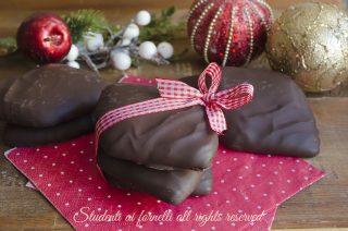 mostaccioli al cioccolato napoletani ricetta mostaccioli morbidi fatti in casa