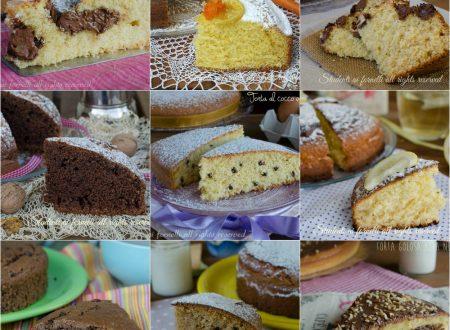 TORTE DA COLAZIONE le migliori ricette