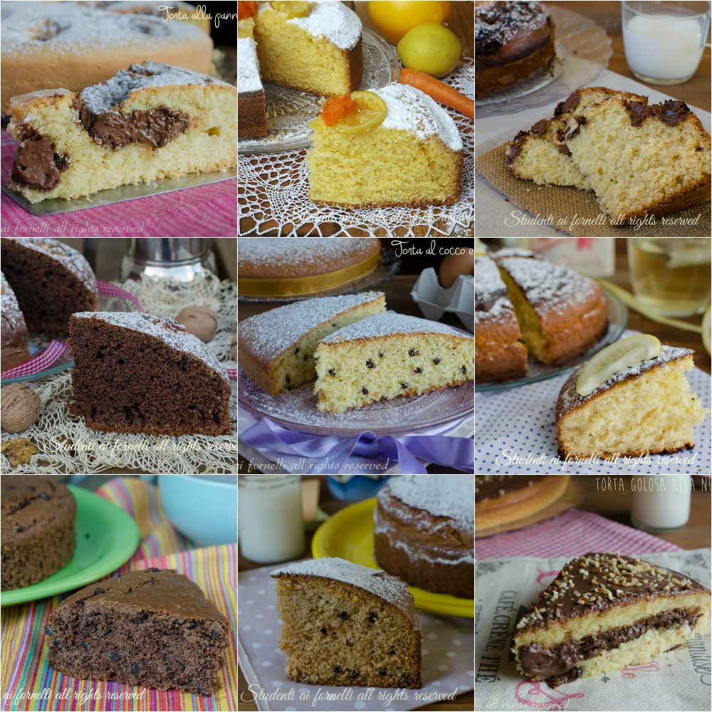 Torte da colazione le migliori ricette facili e veloci for Siti ricette dolci