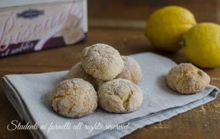 biscotti morbidi al limone ricetta biscotti al limone dolce facili veloci