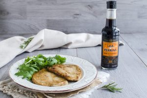 Scaloppine alla salsa Worcestershire