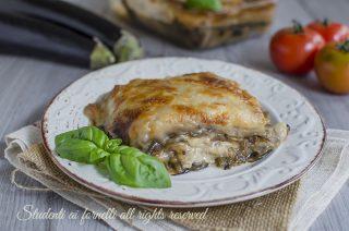 ricetta parmigiana bianca melanzane e scamorza ricetta melanzane grigliate non fritte ricetta secondo leggero facile forno