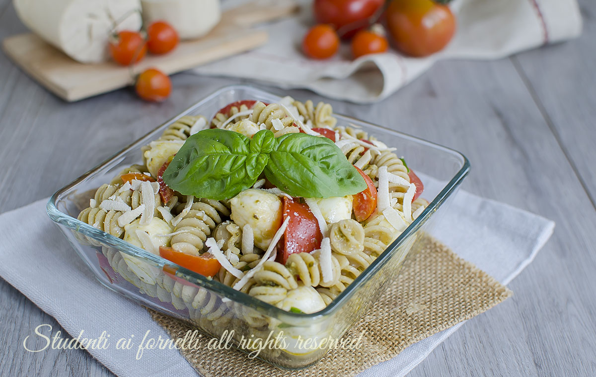 Primi piatti freddi estivi ricette facili e veloci for Ricette bimby primi piatti