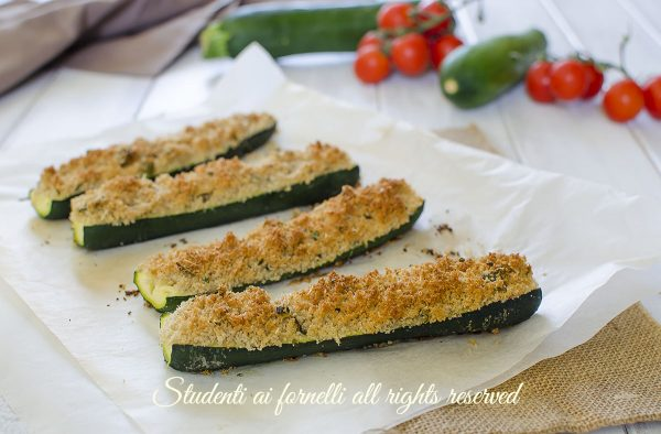 zucchine a scacchiera facili e veloci ricetta gustosa secondo estivo