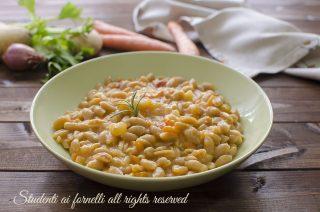 pasta alle verdure cremosa risottata con verdure del brodo come fare ricetta primo