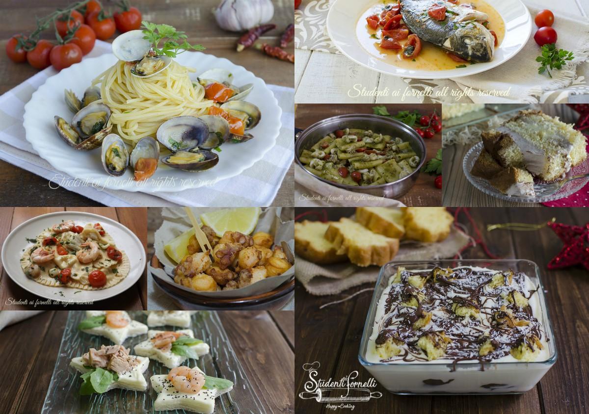 ricette di capodanno menu cenone facile e veloce
