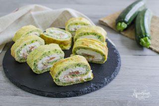 girelle zucchine e salmone ricette