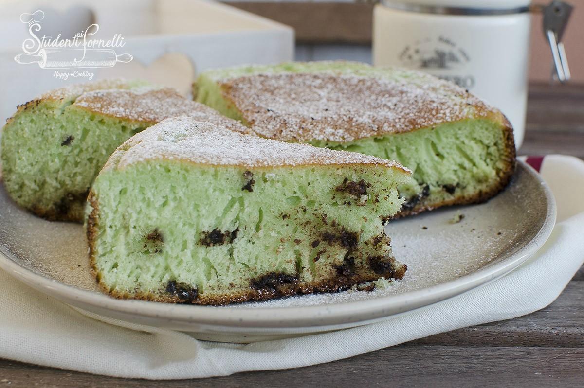 ricetta torta alla menta in padella ricetta senza forno