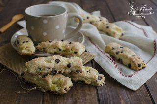 biscotti mele e cioccolato morbidi ricetta dolce
