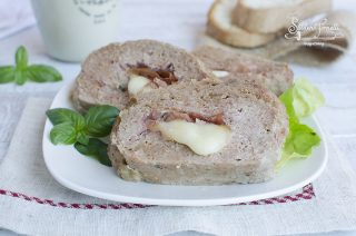 polpettone con speck e scamorza morbido girelle carne speck e scamorza ricetta secondo