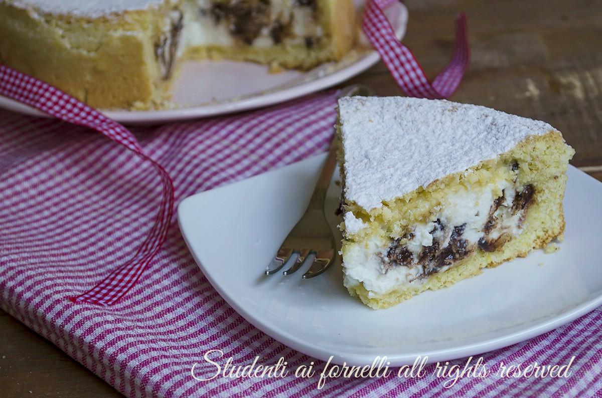 ricetta crostata ricotta e cioccolato morbida-e-golosa-ricetta-dolce-tipo-cassata-al-forno