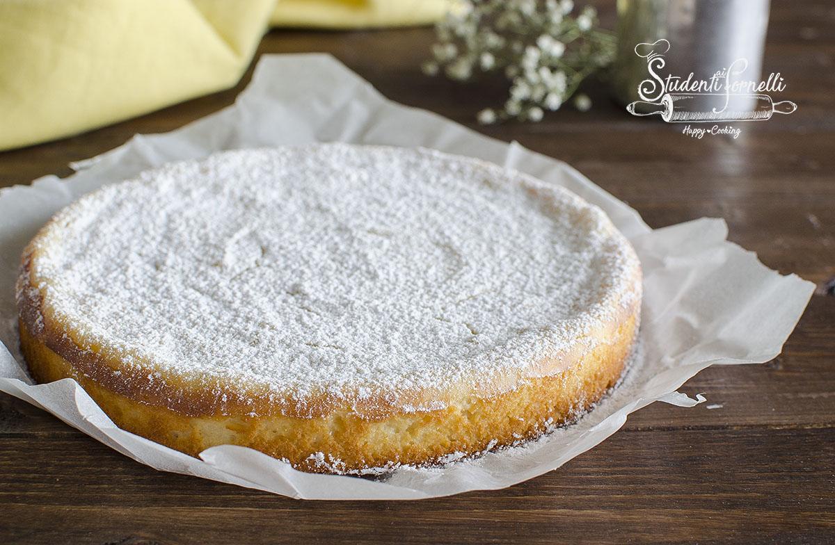 b0e6720b8150 torta di ricotta senza farina cremosa facile poca farina ricetta dolce