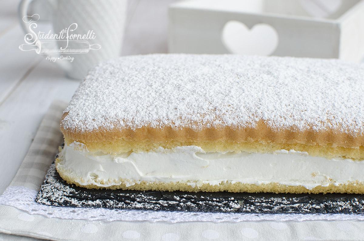 Ricetta Torta Kinder Paradiso Senza Fecola Di Patate.Merendine Paradiso Con Crema Al Latte Soffici Ricetta Dolce