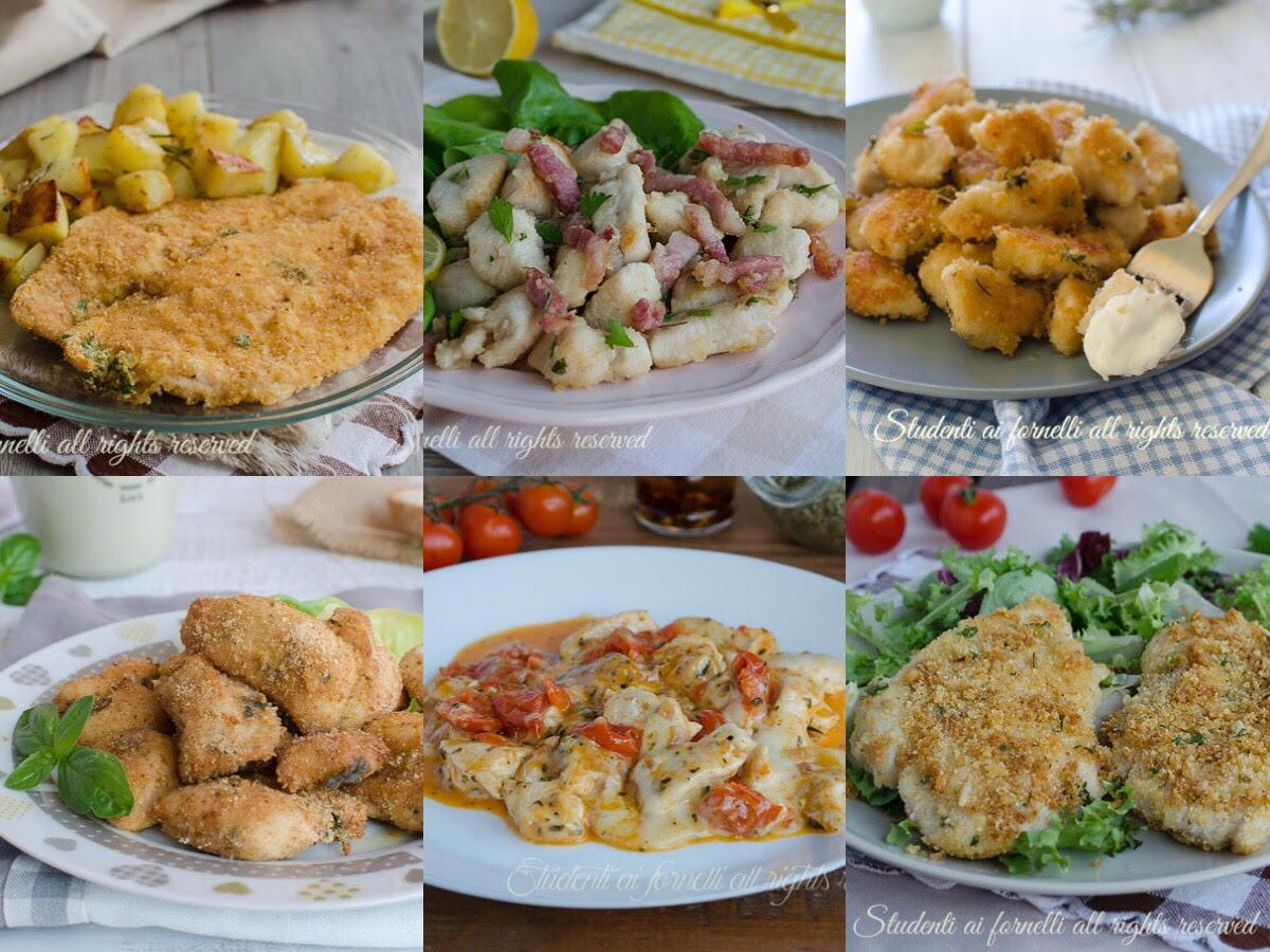 Ricetta: kebab di pollo con verdure | Guide di Cucina