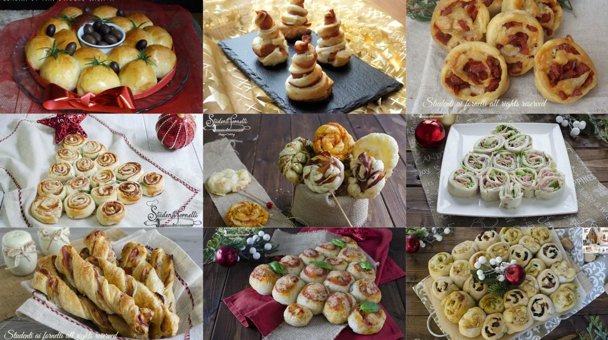 Antipasti Per Il Pranzo Di Natale.Antipasti Per Natale Facili E Veloci Ricette Per Pranzo Di Natale