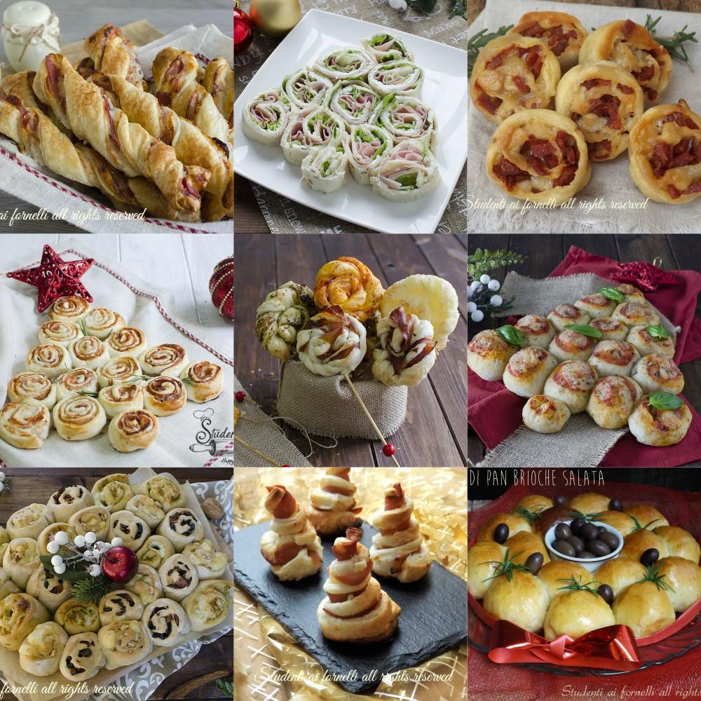 Ricette Veloci Antipasti Di Natale.Antipasti Per Natale Facili E Veloci Ricette Per Pranzo Di Natale
