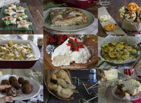 MENU DI NATALE 2018 ricette facilissime