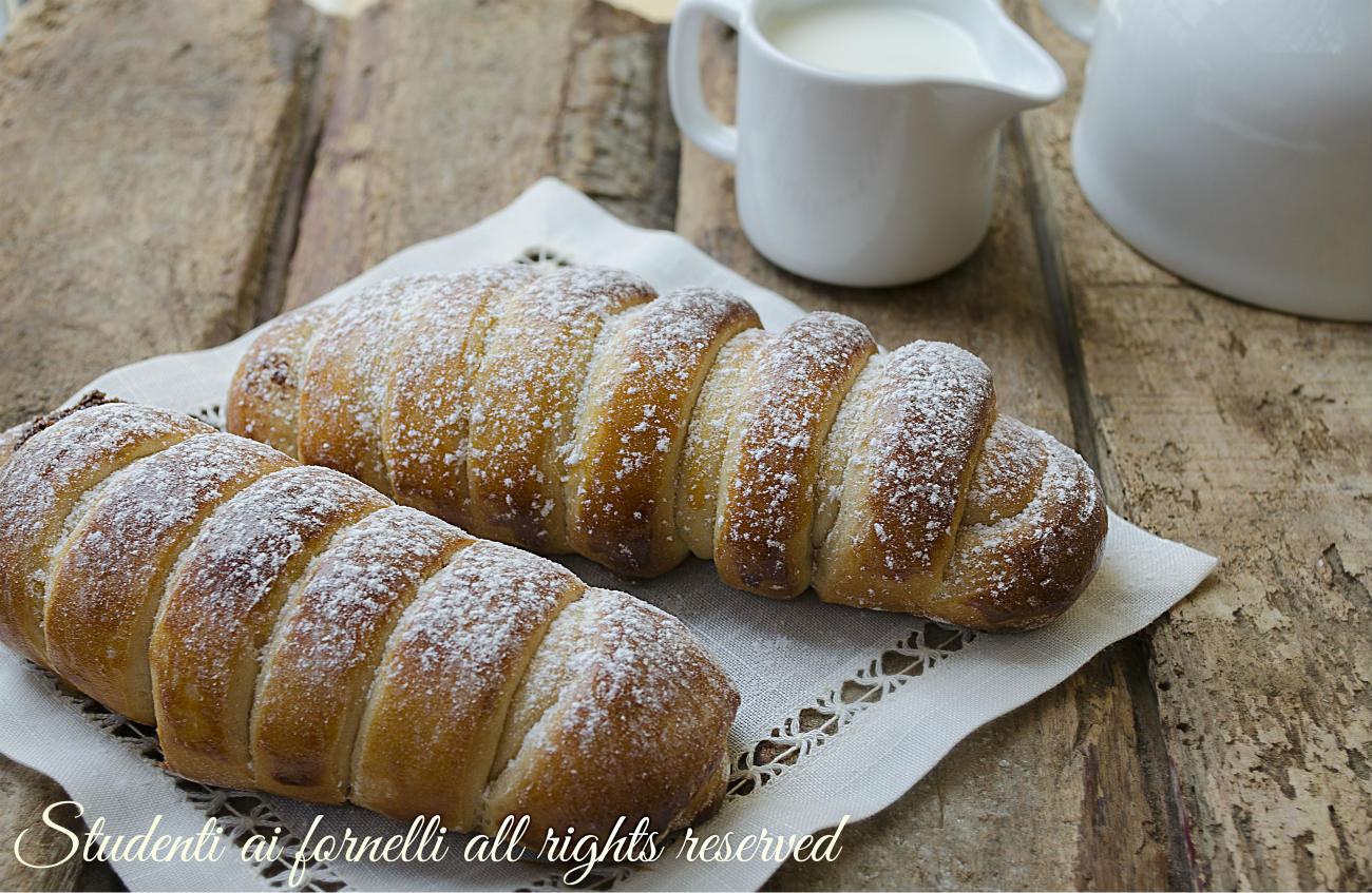 brioche alla nutella soffici ricetta pan brioche dolce flauti
