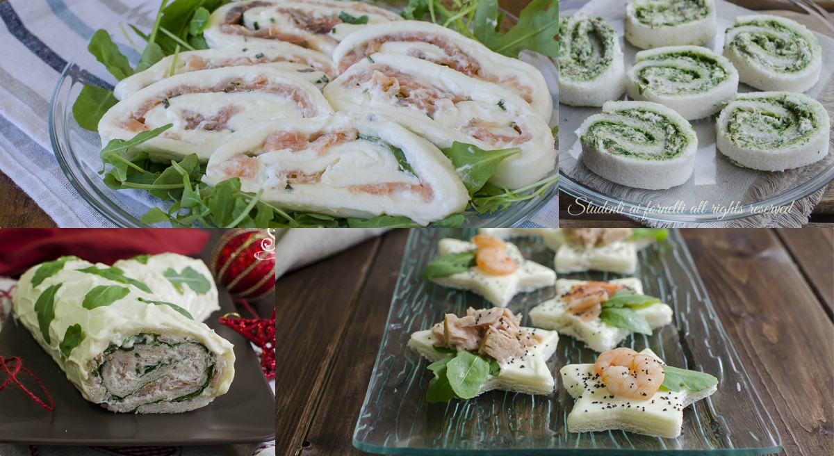 Antipasti Di Natale No Pesce.Antipasti Senza Cottura Di Pesce Da Preparare In 5 Minuti Ricette