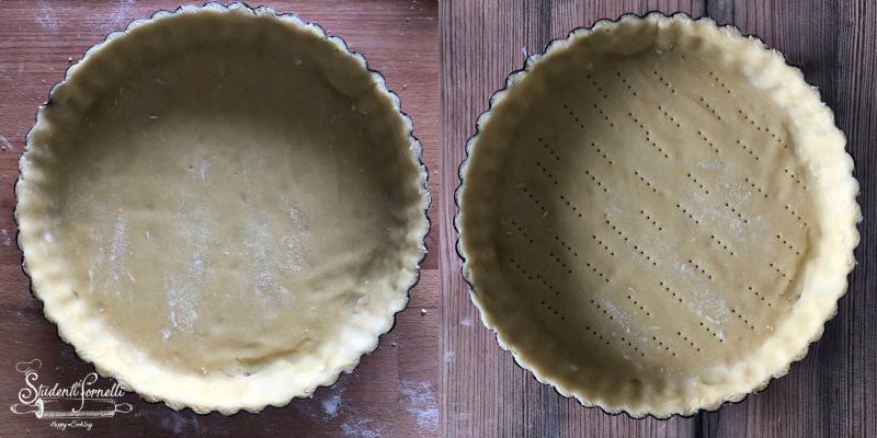 crostata di marmellata passo passo ricetta dolce