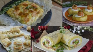 ricette con salmone affumicato facili e veloci per capodanno natale