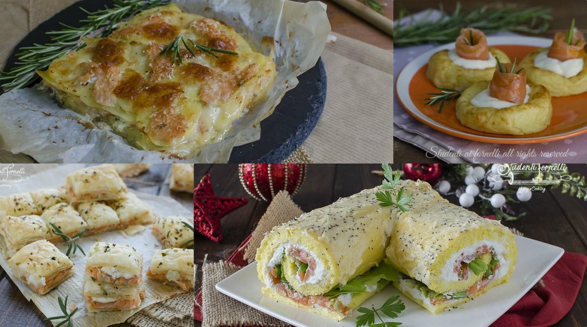 Ricette Con Salmone Per Capodanno Pronte In 30 Minuti Antipasti