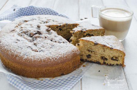 torta 12 cucchiai cappuccino caffe e cioccolato ricetta dolce senza bilancia