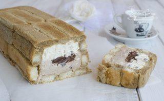 semifreddo mascarpone e nutella panna e nutella ricetta dolce senza cottura facile