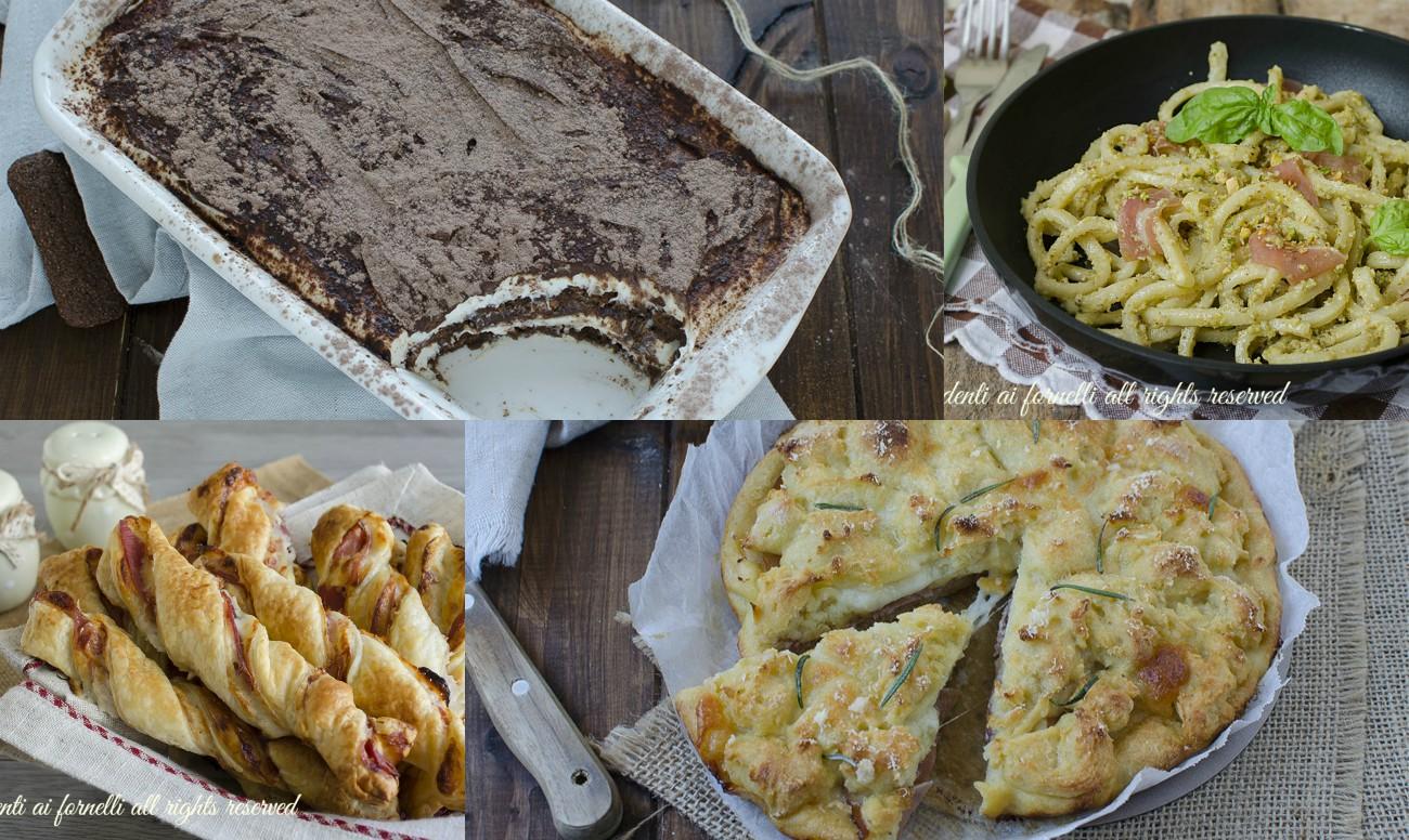 menu 5 minuti di pasqua ricette primi secondi contorni dolci di pasqua menu pranzo