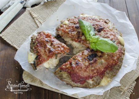 pizza di carne ripiena facile ricetta secondo
