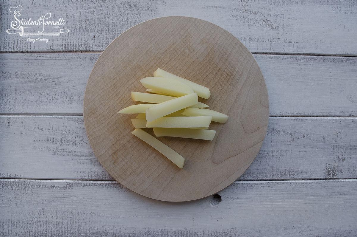 patate a rondelle spicchi dadini mezzeluna