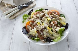 ricetta insalata di sgombro pomodori patate ricetta piatto unico