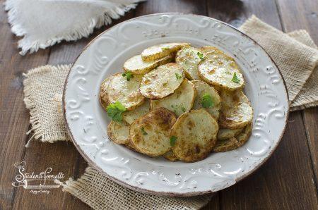 ricetta patate in friggitrice ad aria come fare contorno