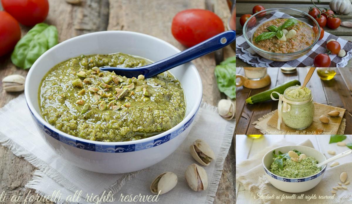 ricette di pesto per pasta fredda senza cottura pasta fredda pesto