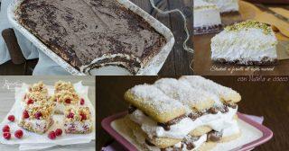 ricette dolci senza cottura estivi