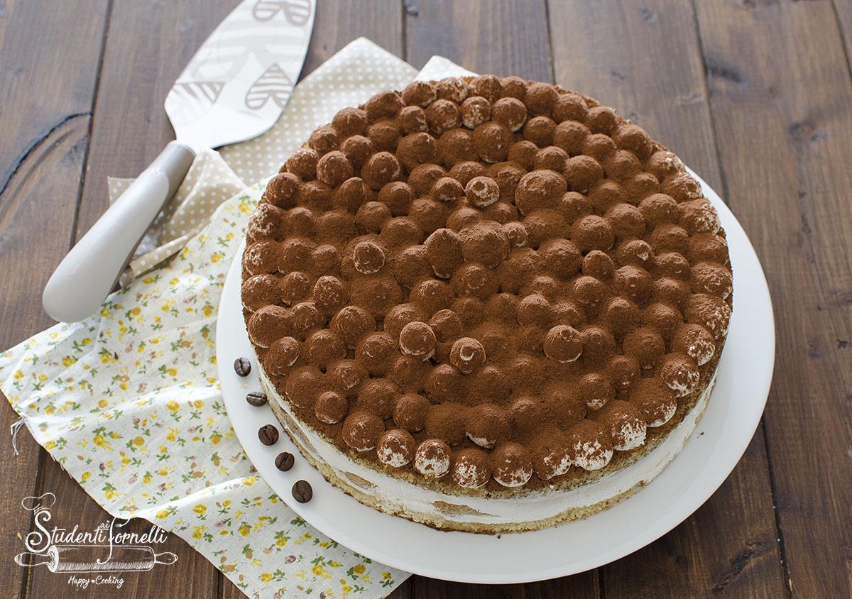 torta tiramisu senza uova ricetta dolce savoiardi crema mascarpone
