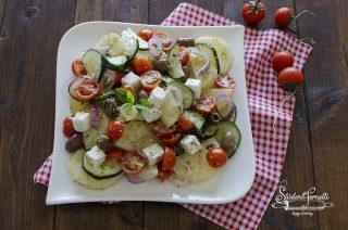 insalata di patate alla greca ricetta estiva