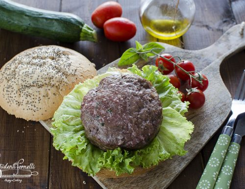 HAMBURGER in 7 Minuti COTTI IN FRIGGITRICE AD ARIA